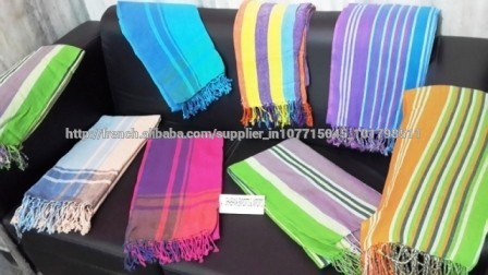 100 coton kikoy kikoi par o du kenya drap serviette de plage fouta v tements africains id. Black Bedroom Furniture Sets. Home Design Ideas