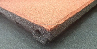 ErgoPlay new rubber mats for playgrounds/ sports ground rubber mat
