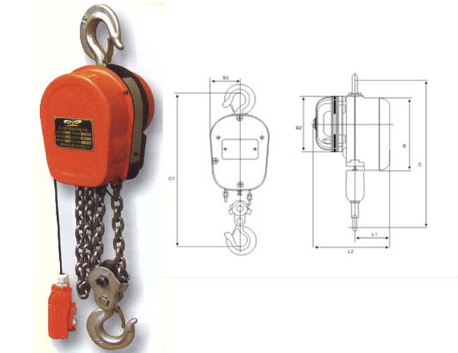 Industrial Lifting Equipment Electric Hoist Winch Buy