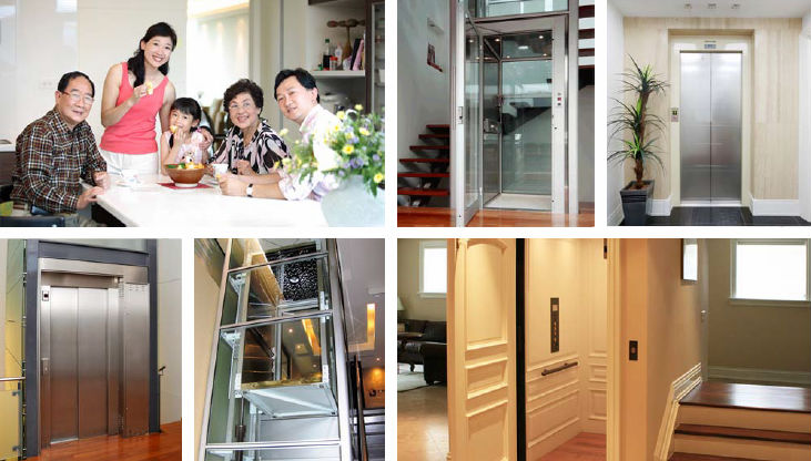 Small Elevator,Home Elevator,Indoor,Cheap,Low Cost Lift