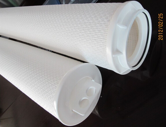 Factory high flow pleated filter cartridge/cooling water treatment filter/industrial water filter