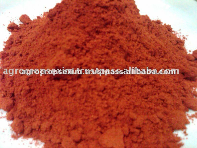 Spicy red chili powder