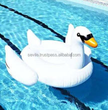 Inflatable Poool Floating Swan
