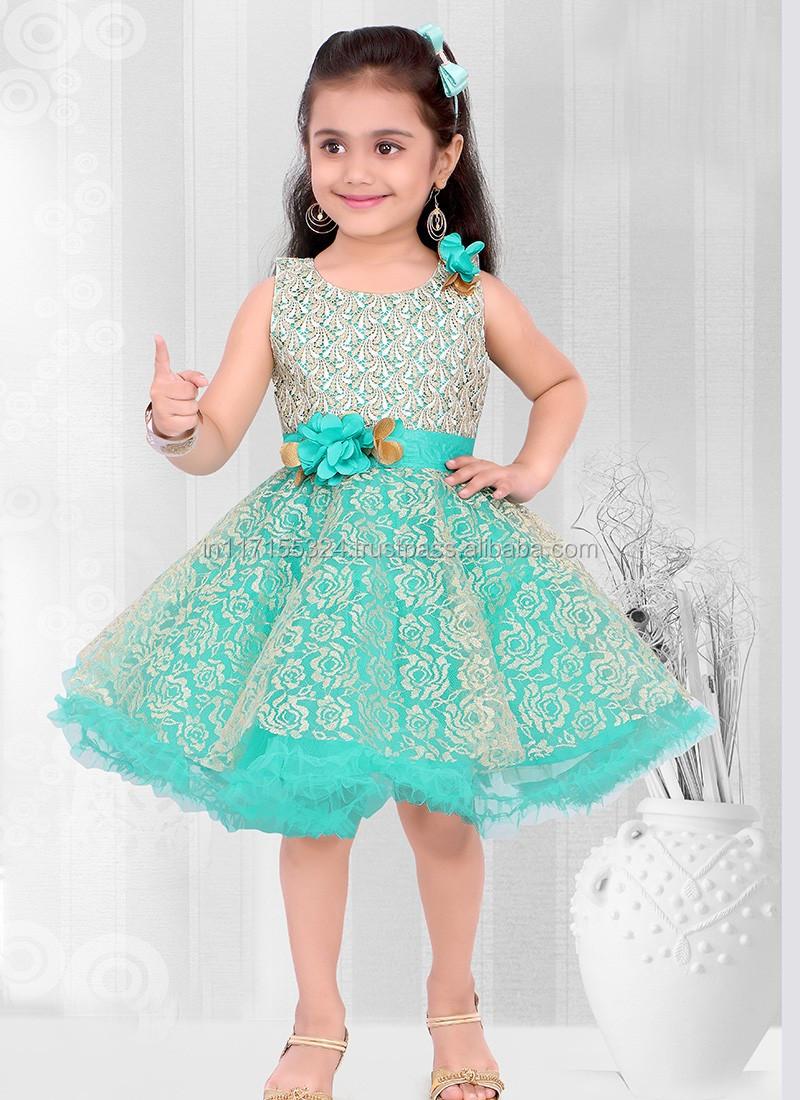 Fashion Dress 2016 Children Frock Designs For Winter Baby Girl ...
