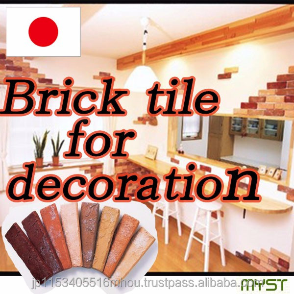 Hot-selling and Easy to operate home decor at brick at Low-cost , small lot order available,by Amon(MYST)of Japan