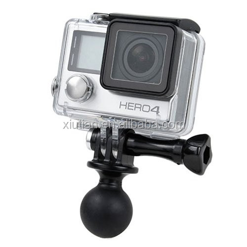 New Arrival for GoPros Accessories Connector With Ball Adapter Mount,for GoPros Adapter Connect