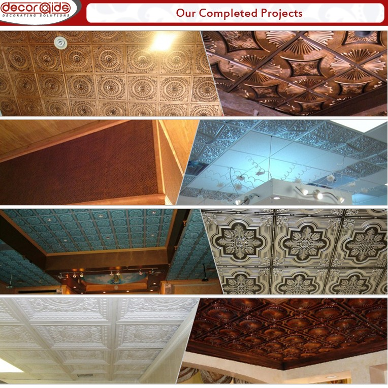 2x4 Polystyrene Decorative Ceiling Tiles/PVC Panel for Sale Price in Bulk