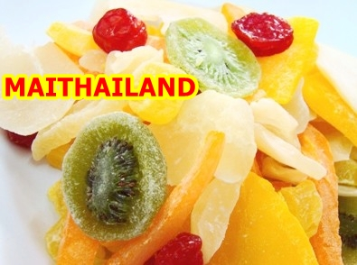 Dried Mixed Fruit Thailand Dried Fruit Thailand Bulk Wholesale Dried Fruit (Support Your Logo Brand)