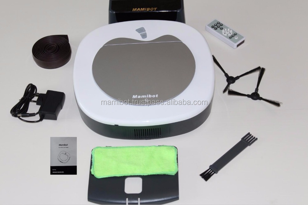 Multifunctional Automatic Robot Vacuum Cleaner with Ultra thin Body design