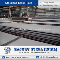 Top Rated Stainless Steel Plate 321 from Best Dealer at Best Rate