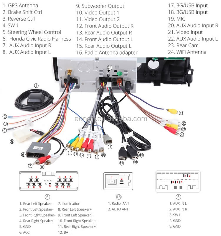Eonon Wiring Diagram - Browse Data Wiring Diagram on fusion wiring diagram, rca wiring diagram, apple wiring diagram, panasonic wiring diagram, benq wiring diagram, everfocus wiring diagram, honeywell wiring diagram, asus wiring diagram, toshiba wiring diagram, jvc wiring diagram, muse wiring diagram, lanzar wiring diagram, advent wiring diagram, legacy wiring diagram, koolertron wiring diagram, planet audio wiring diagram, samsung wiring diagram, toyota wiring diagram, focal wiring diagram, scosche wiring diagram,
