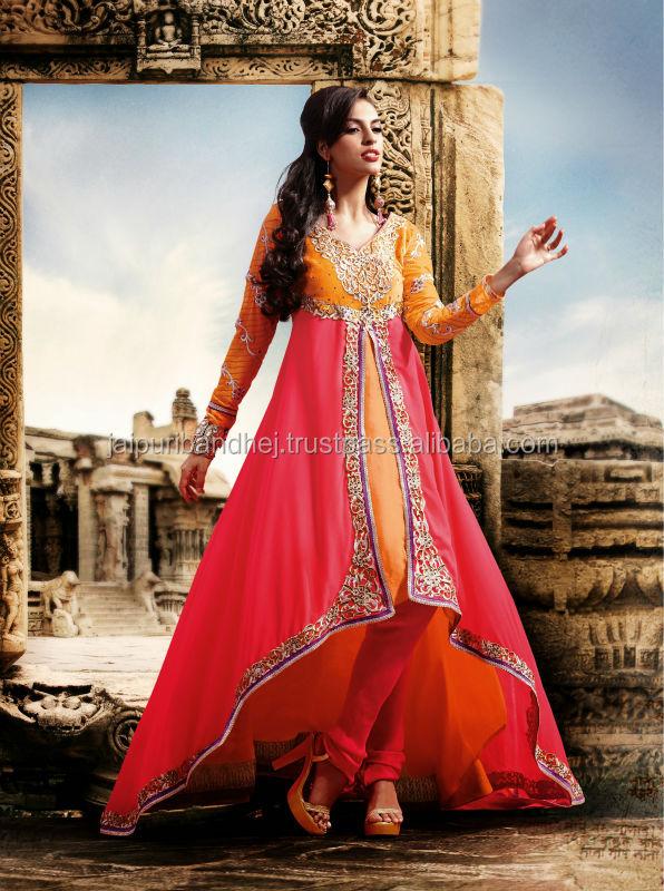 Heavy Designer Salwar Suit Bollywood Designer Party Wear Long ...