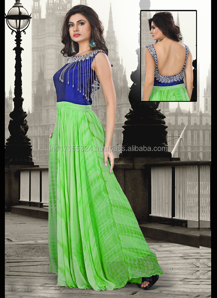 Party Gown\\kaftans Evening Dress\\latest Designer Party Wear Evening ...