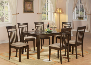 Terrific Dining Set Wooden Dining Table Wooden And Upholstery Dining Chair Antique Modern Chair Veneer Table Shaker Leg Buy Dining Room Sets Modern Dining Theyellowbook Wood Chair Design Ideas Theyellowbookinfo