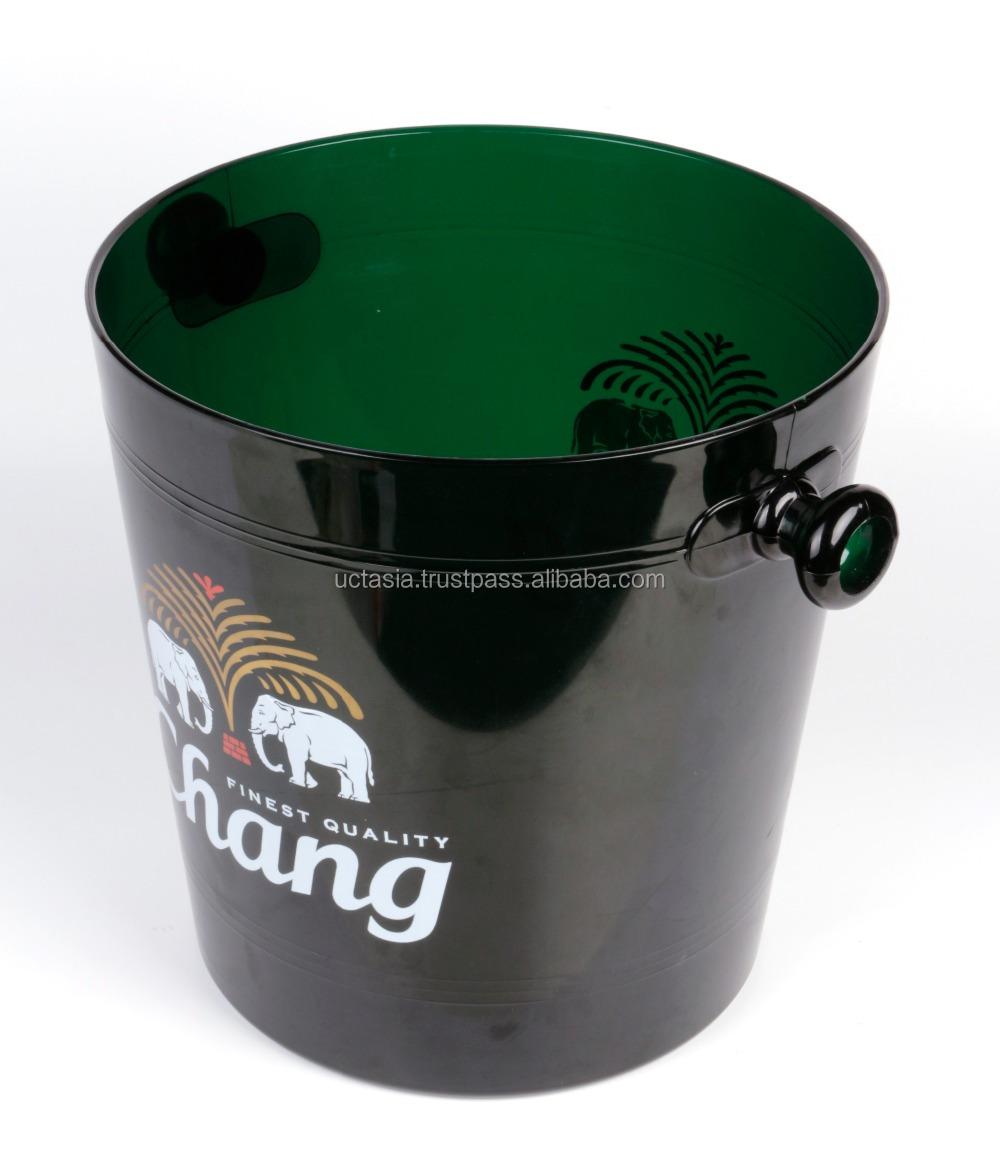 modern ice bucket in plastic  buy hotel ice buckets product on  - modern ice bucket in plastic