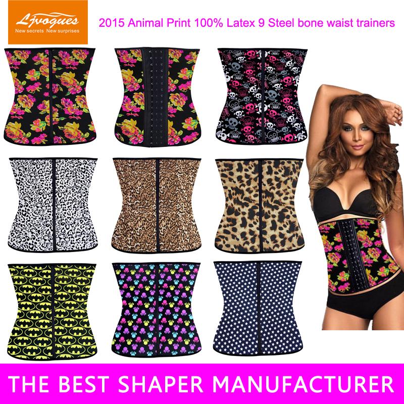 Wholesale body shaper slimming girdle tummy trimmer 9