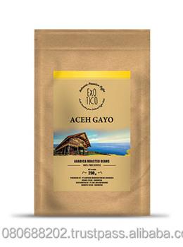 Exotico Aceh Gayo Arabica Coffee