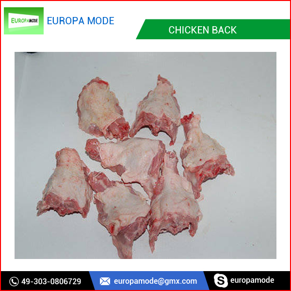 Halal Frozen Chicken Lower and Upper Backs from Brazil