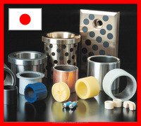 Durable and Easy to use oiles bush oilless bearing of JAPAN OILES BEARING at reasonable prices