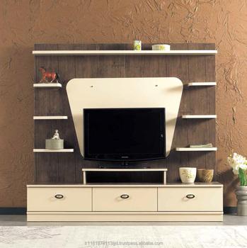 Safir Tv Wall Unit Design New Buy Mango Wood Tv Unitwardrobes