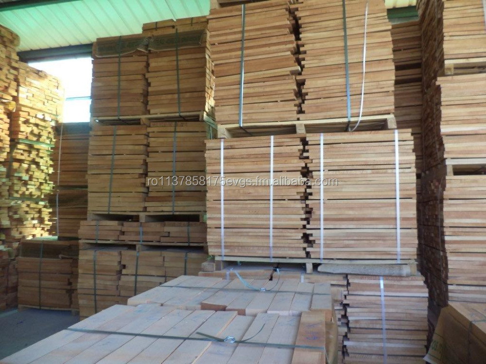 Romania Beech timber