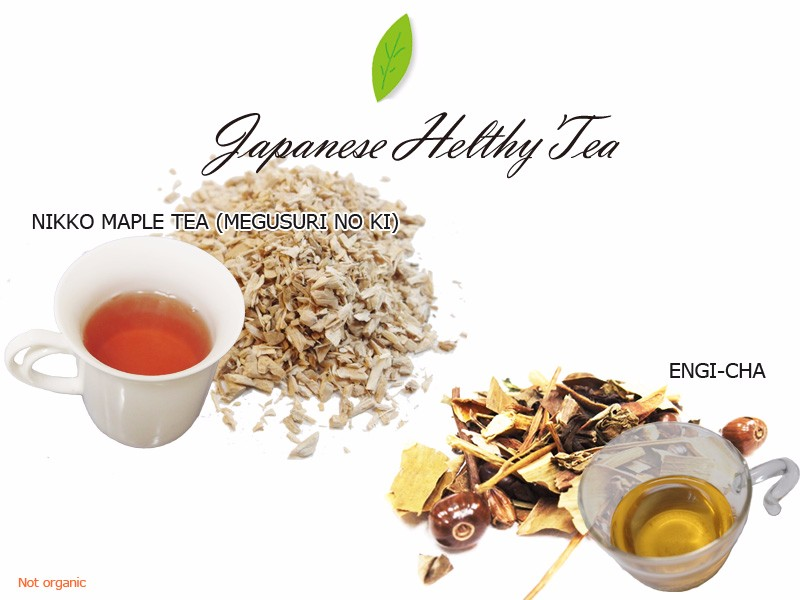 new products and good for the body Healthy tea engi cha made by japan