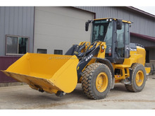 Used JOHN DEERE Wheel Loader USA, Used American Wheel Loader 444K