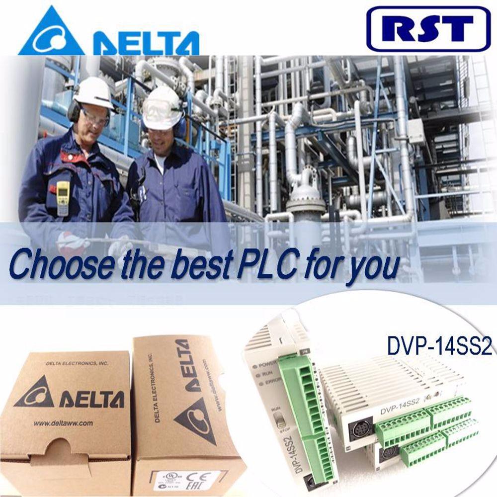 Delta SS Series Digital Extension Module PLC controller, View DVP14SS2 PLC  controller, DELTA Product Details from RST ENTERPRISE CO , LTD  on