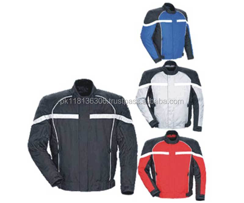Cheap price Motorbike Jackets Textile Motorcycle Jackets Leather Motorbike Jackets