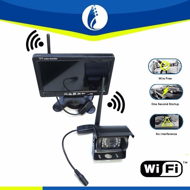 Wireless Truck Camera | Wiring Diagram