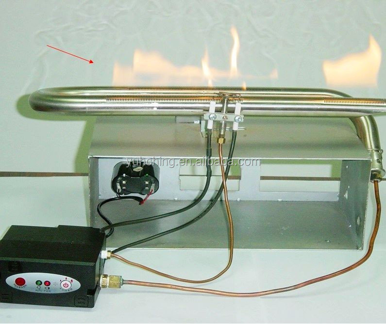 Ndk Yuh-hua Electric Gas Ignition System Fireplace Ignition Patio ...
