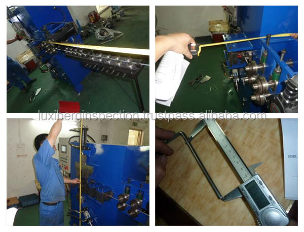Industrial Machine Quality Inspection Service in China / Third Party Inspection / Machine Inspection and Testing