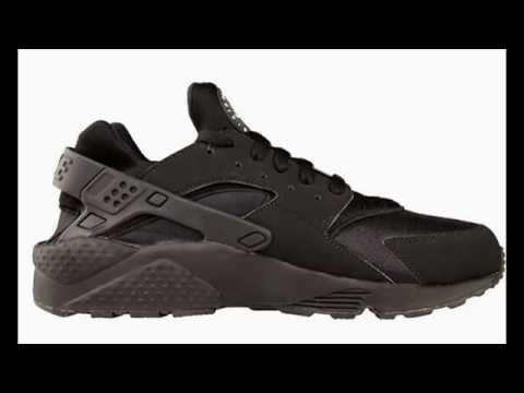 buy black huaraches