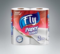 Hot Sale 2 ply Kitchen Paper Towel