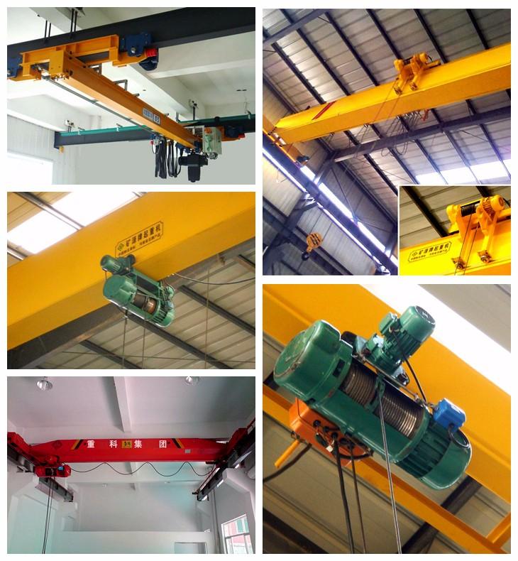 Portable Electric Hoist Construction Lifting Equipment