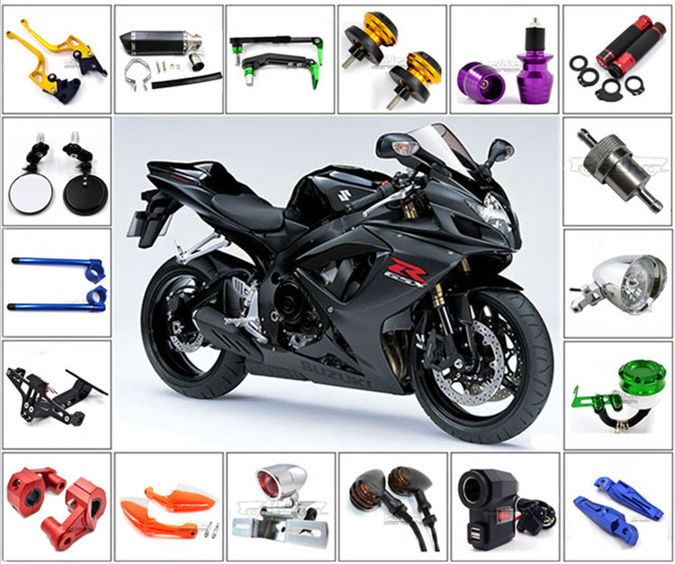 Manufacturer Aftermarket Wholesale Chinese Motorbike Accessories Motorcycle  Parts China - Buy Motorcycle Parts,Motorcycle Parts
