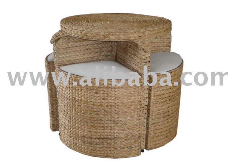 water hyacinth coffee table, water hyacinth coffee table suppliers