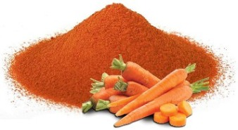 Image result for carrot powder