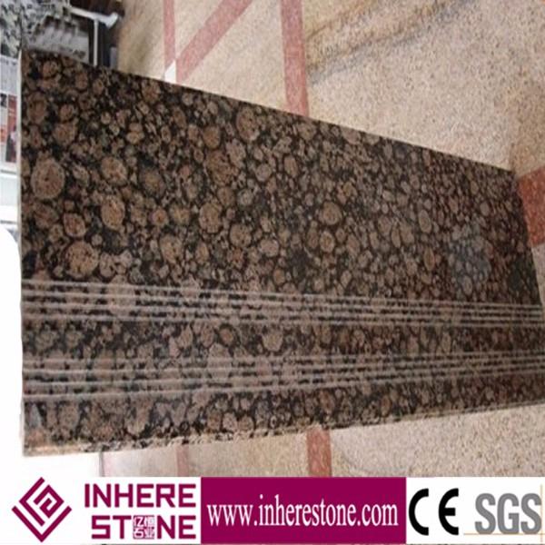 Baltic Brown Granite Tile Making Machines 24 Inch