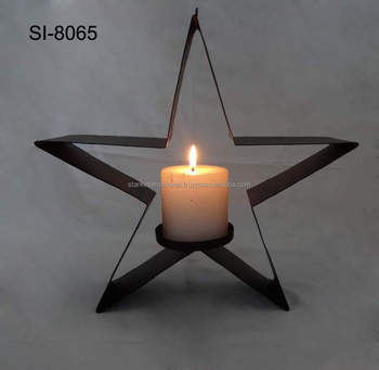 Christmas Candle Star/candle Holder   Buy Christmas Ball Candle  Holder,Metal Star Candle Holders,Metal Christmas Candle Holder Product On  Alibaba.com