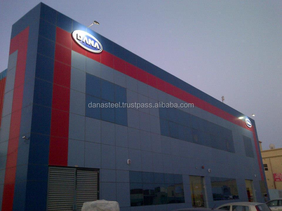 Roof Single Skin Gi Aluminium Profile Sheets For Warehouse - Dubai Sharjah  Ajman Abu Dhabi - Buy Corrugated Galvalume Sheet Gi Profile Sheet,Uae