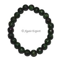 Ruby Fuchsite gemstone bracelets