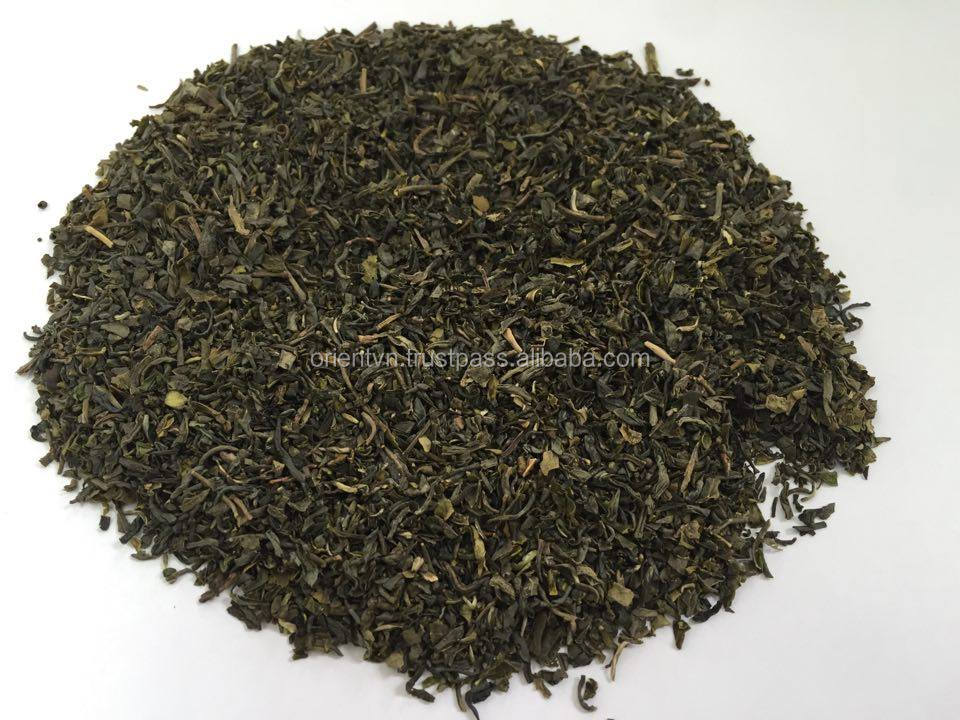 Green Tea Broken Shipped Worldwide from Vietnam