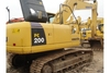 Used hydaulic excavator komatsu PC200-8, secondhand komatsuPC70 PC80 PC90 excavator for sale!