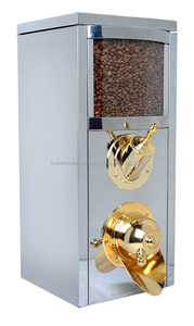Coffee Bean Silo, Coffee Storage Containers, Coffee Bean Dispenser, Bulk Coffee Dispensers, Coffee Display Container Box KBN001