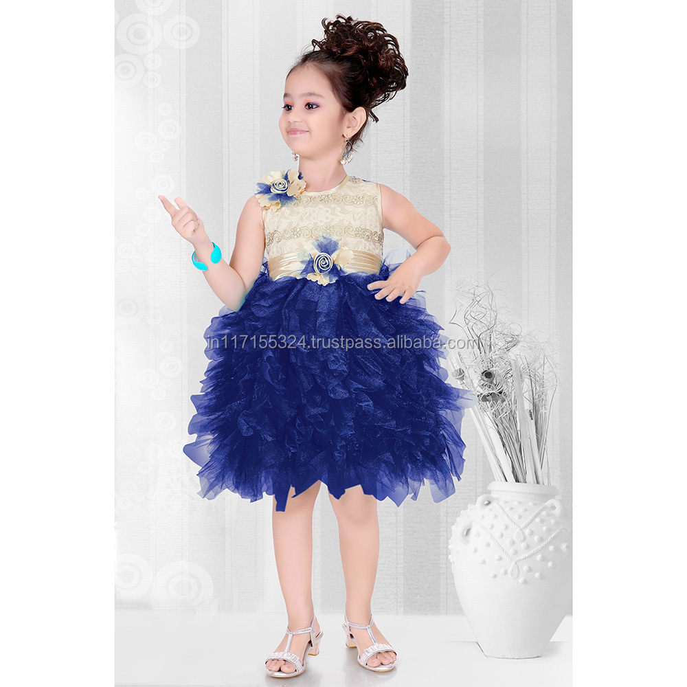 23232c6fd45b Kids clothing online stores-girls net frock designs-new fashion kids frock  indian festival