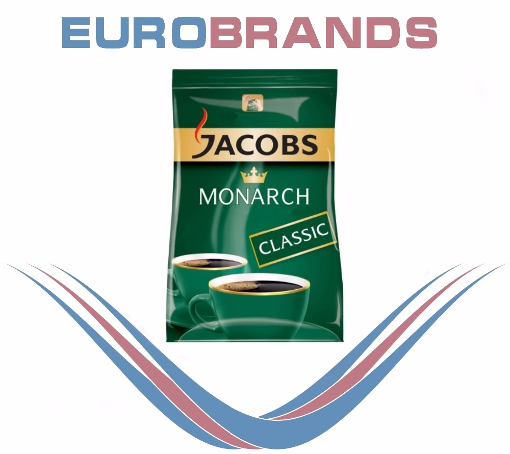 Jacobs ground coffee Monarch R&G 100g