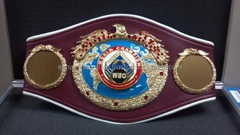 WBO Super Boxe Réplique ceintures de Championnat Personnalisé MMA Muay thai  combattant méritent ceinture e7f1988eb75