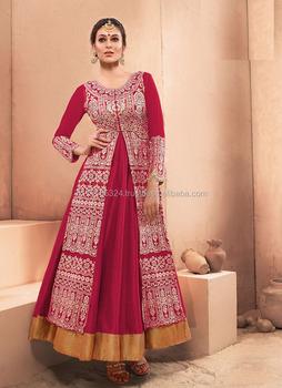 b03798ca85d40 Pakistanlı uzun elbiseler-son anarkali salwar kameez moda 2016 - Hintli  kadın online giyim