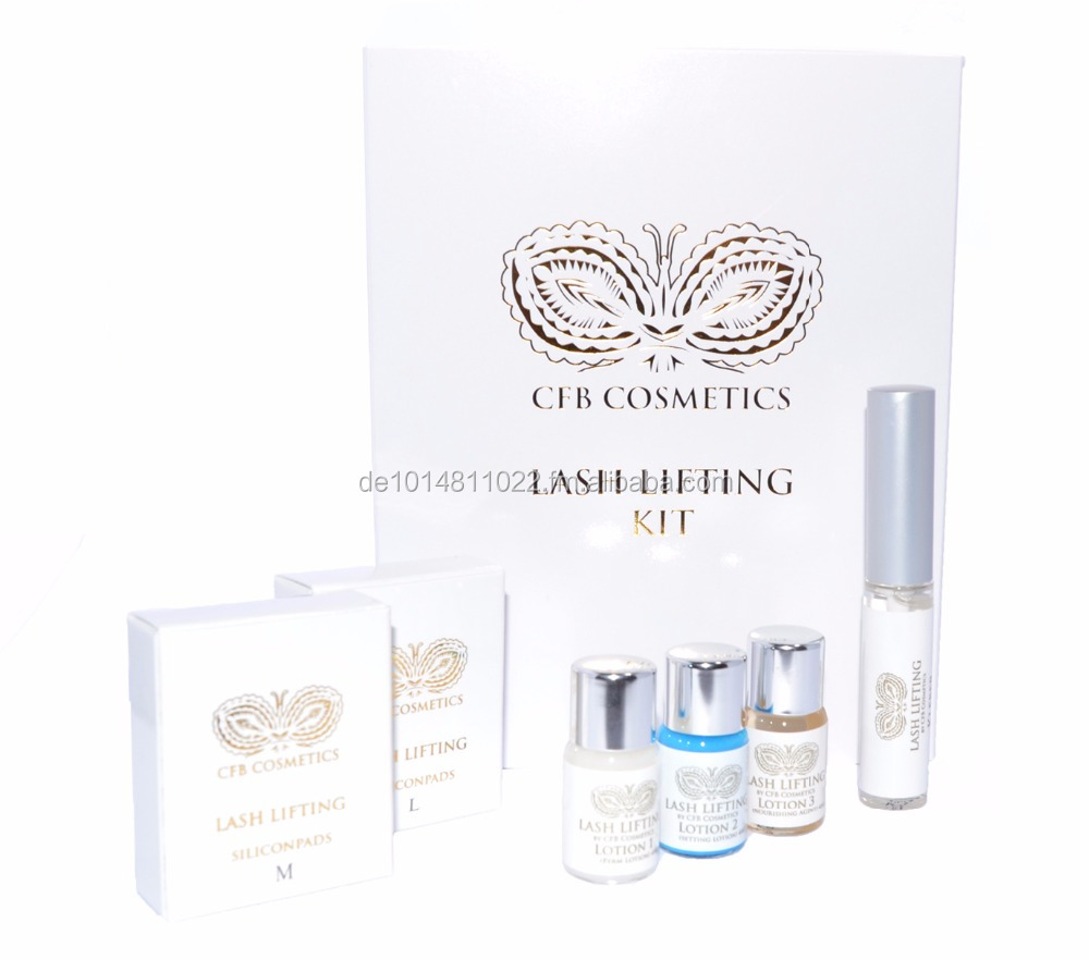 Lash Lifting Kit